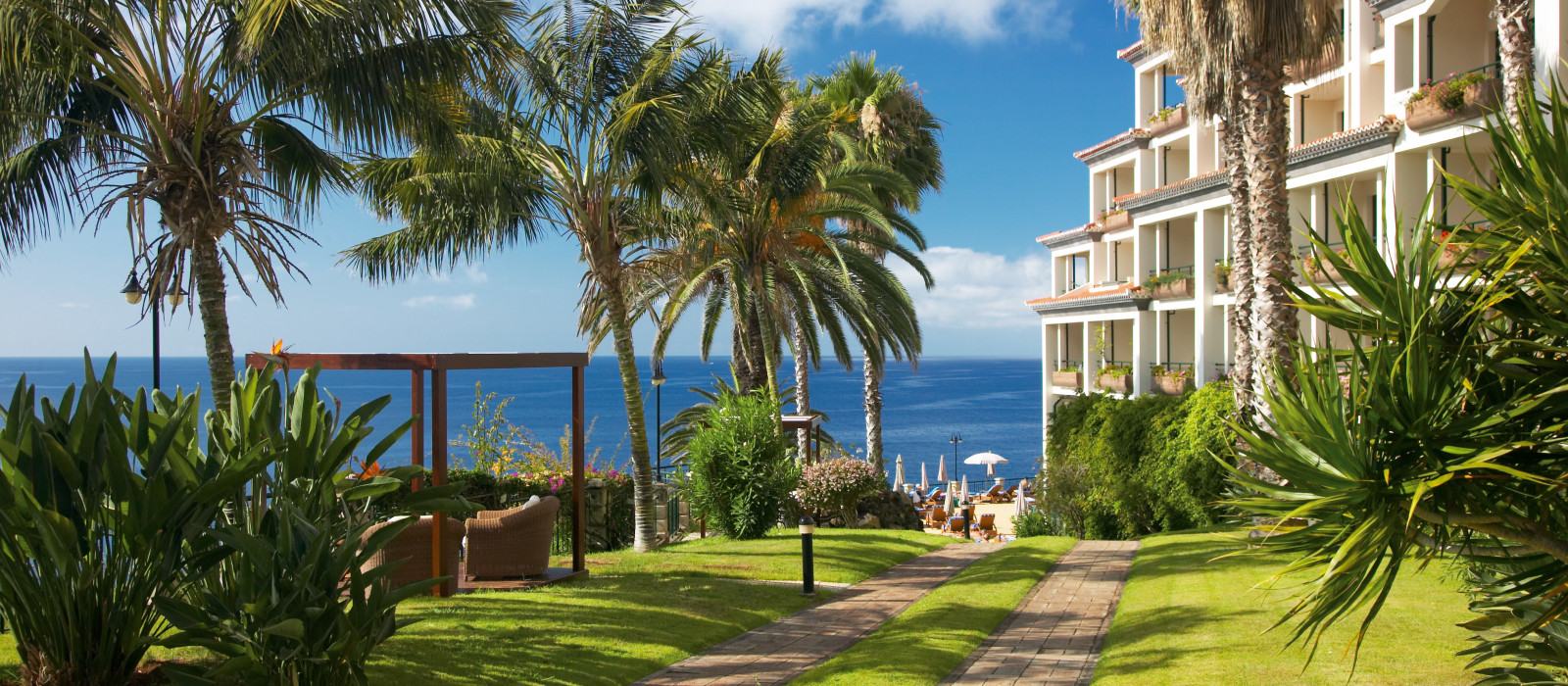 Hotel The Cliff Bay Portugal