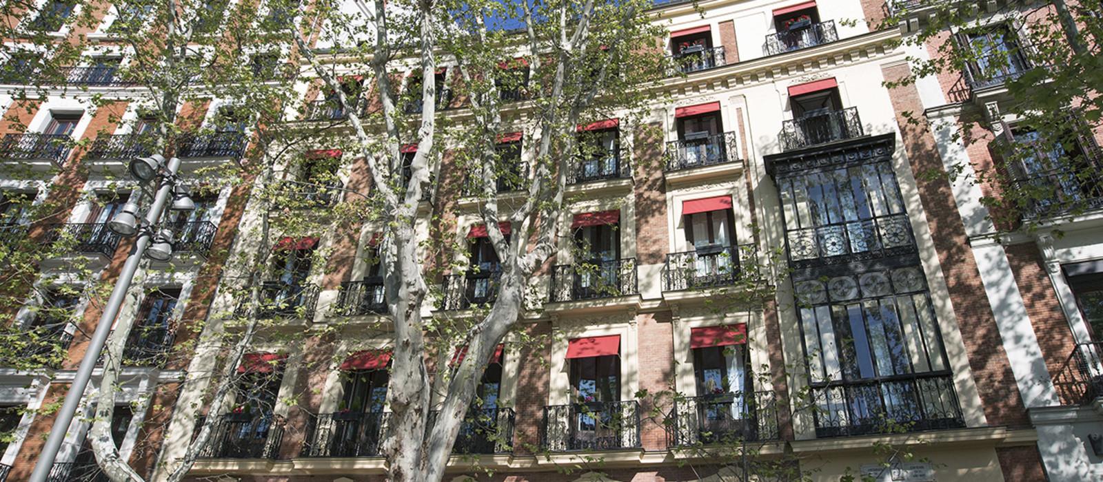 Hotel Hospes Puerta de Alcala Spanien