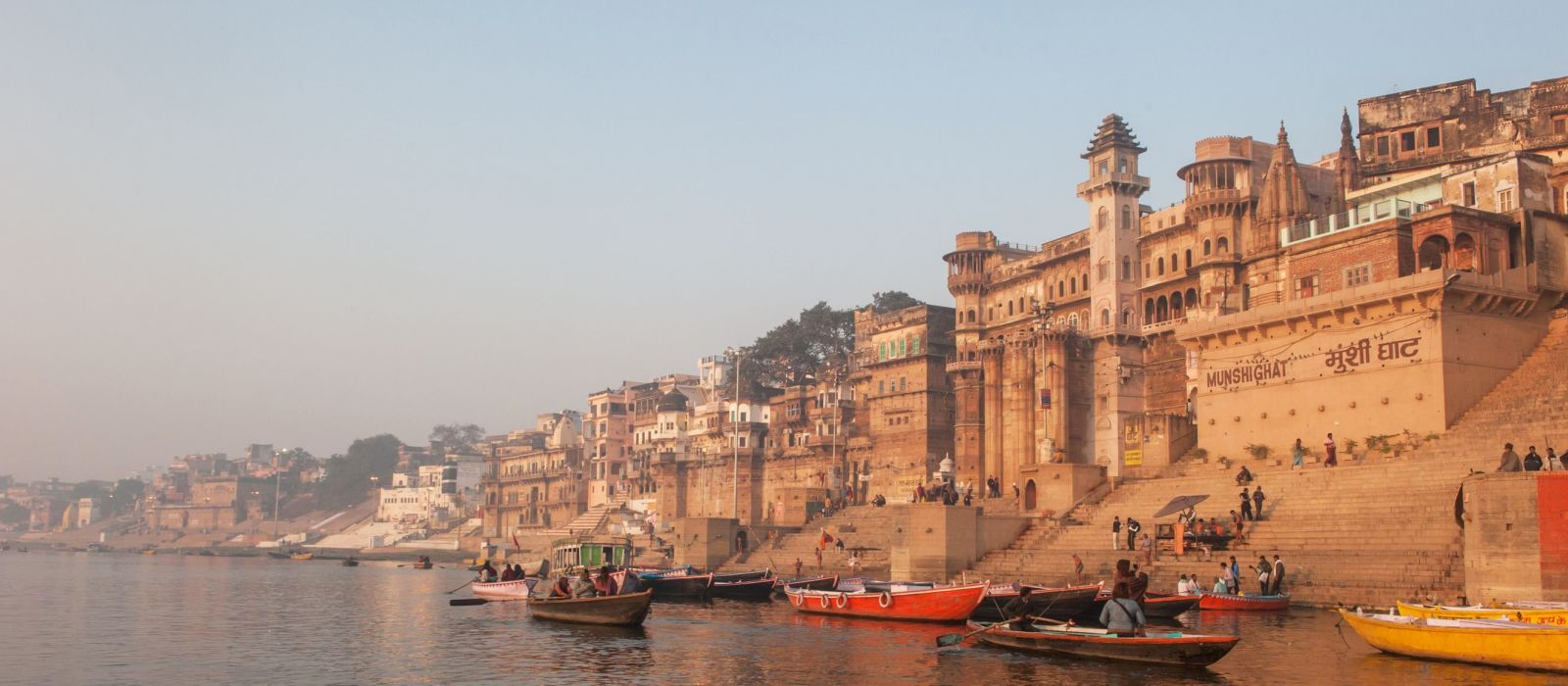 Hotel Palace on Ganges North India