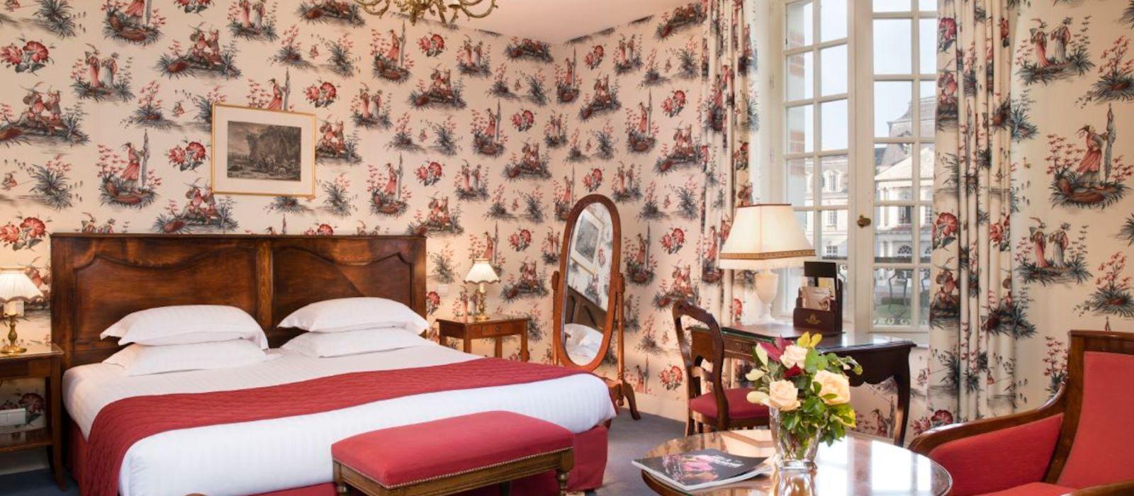 Hotel Chateau d'Artigny France