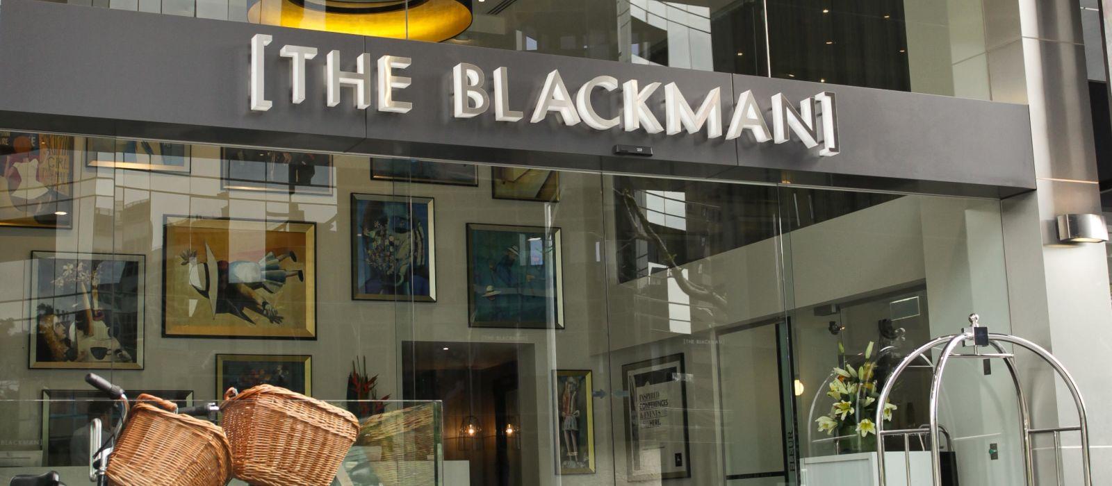 Hotel The Blackman  Australien