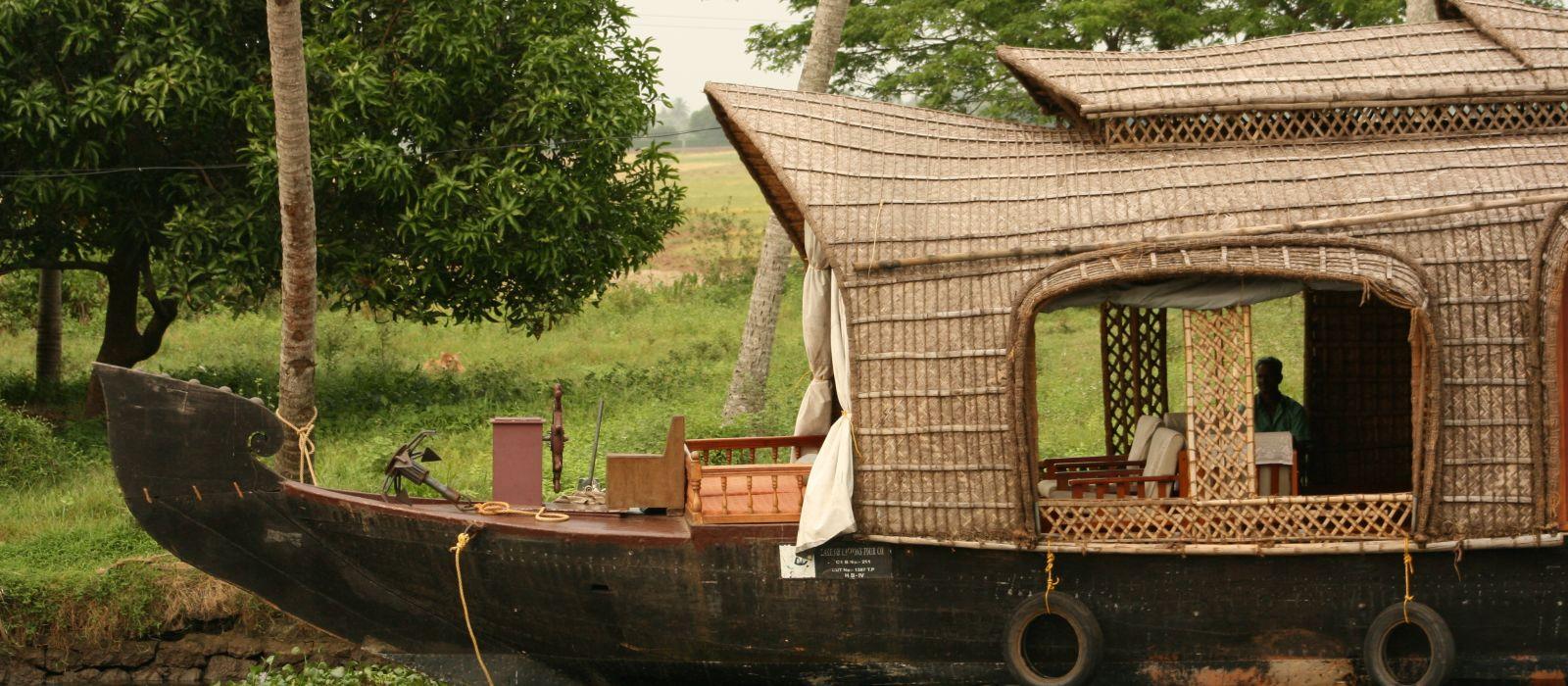 Hotel Punnamada Houseboat Südindien