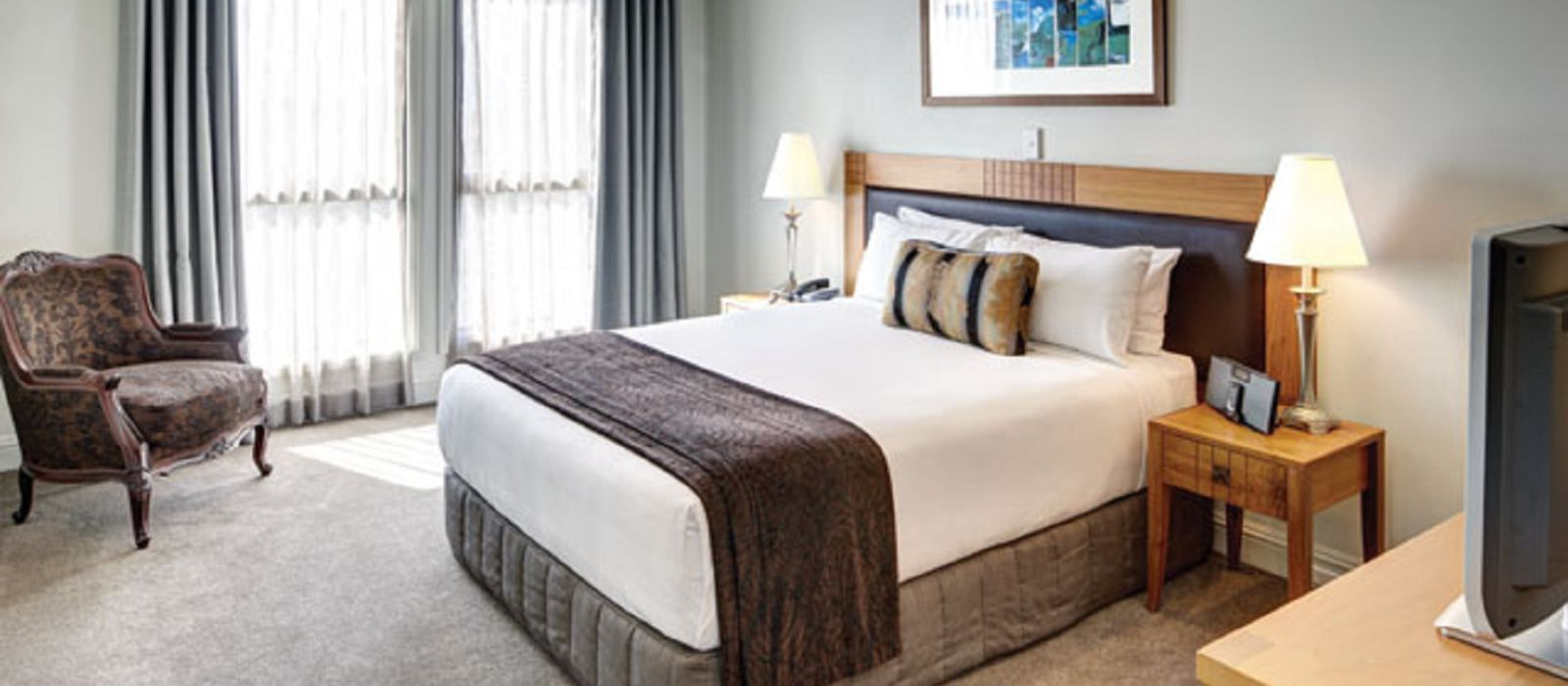 Hotel Heritage Auckland New Zealand