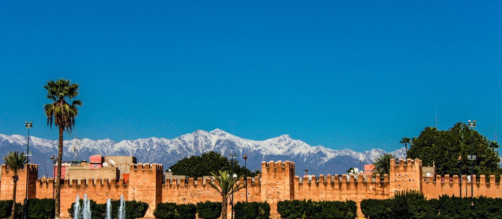Destination Taroudant Morocco