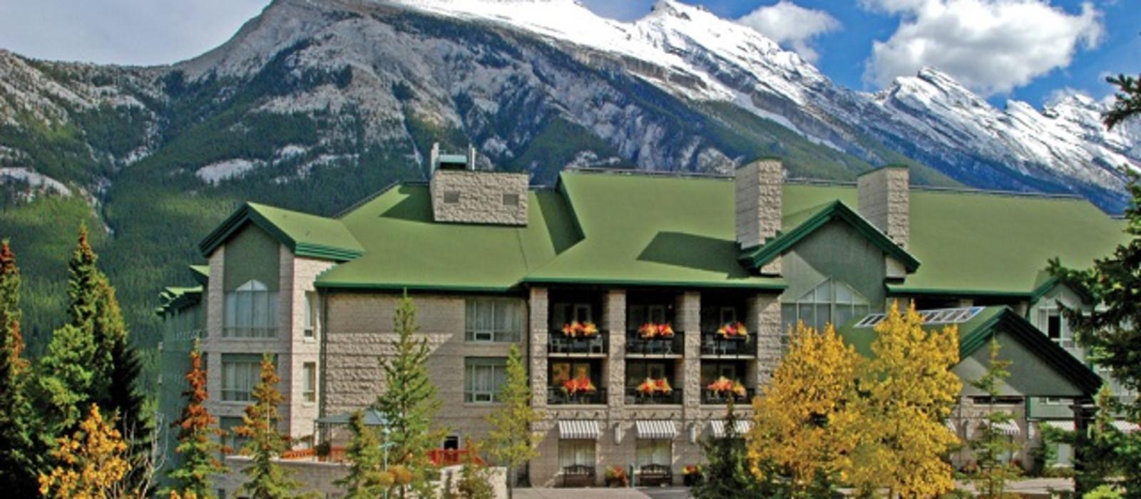 Hotel The Rimrock Resort  Canada