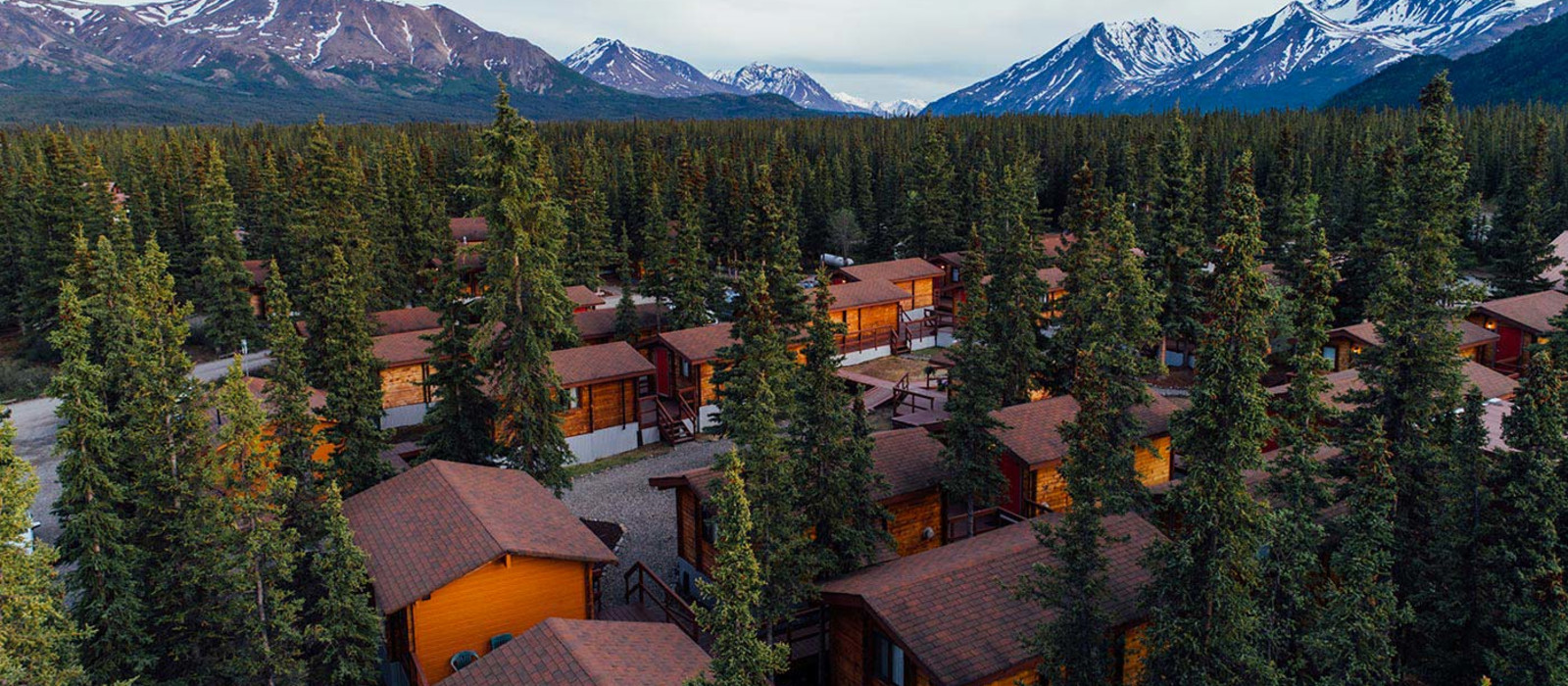 Hotel Denali Cabins Alaska