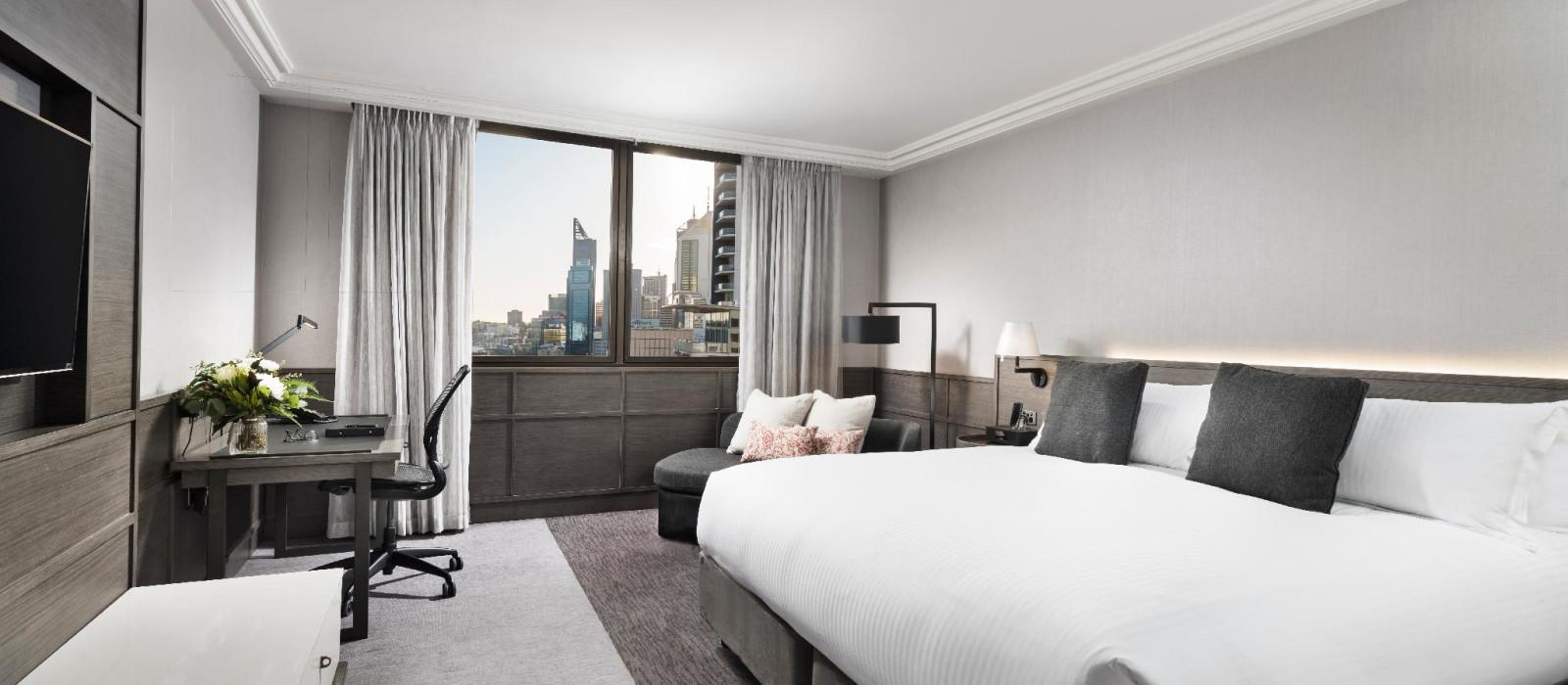 Hotel Pan Pacific  Perth Australia