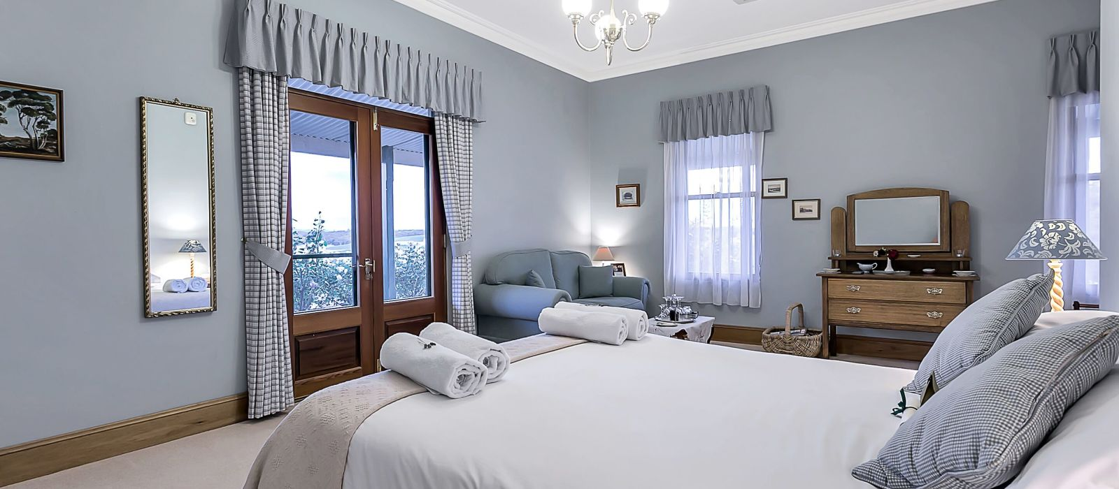 Hotel Abbotsford Country House Australien