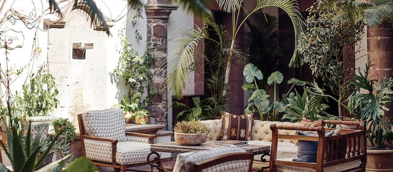 Hotel Belmond Casa de Sierra Nevada Mexiko