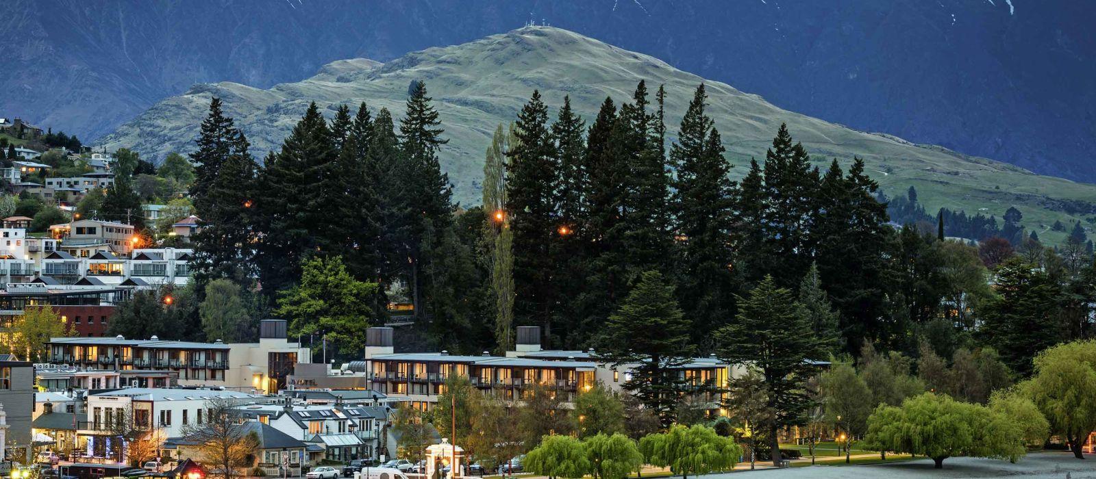 Hotel Novotel Lakeside New Zealand