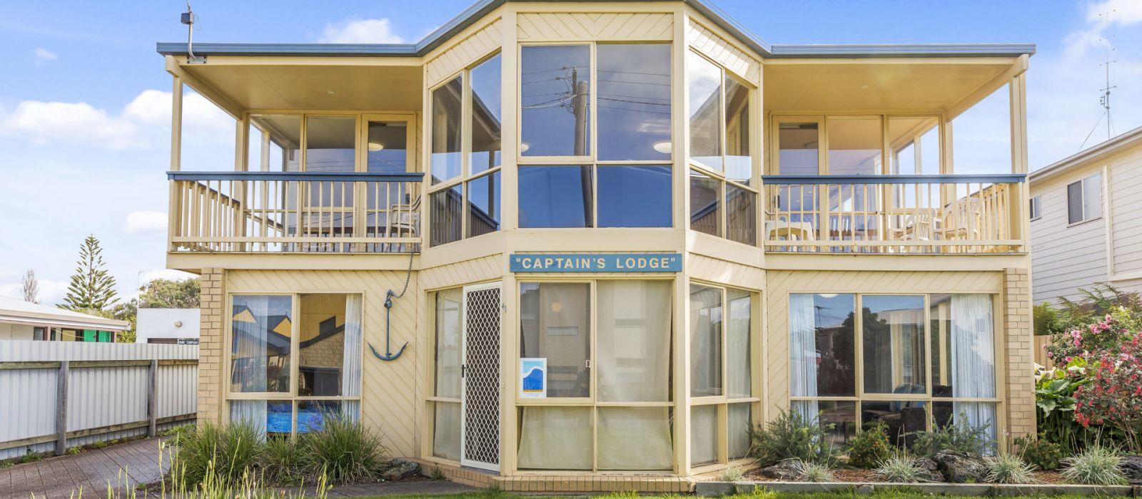 Hotel Captain's at the Bay Australien