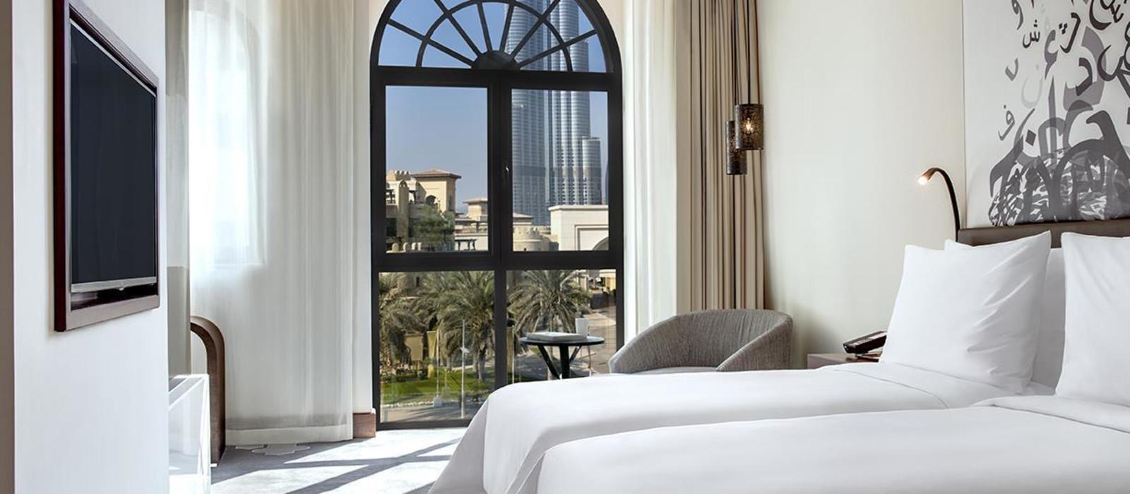 Hotel Manzil Downtown United Arab Emirates