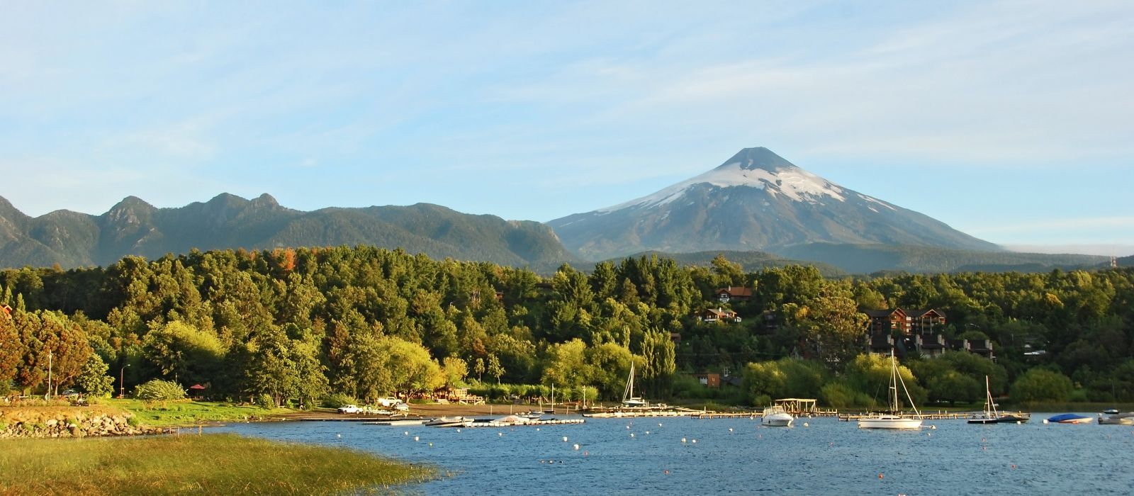 Hotel Pucon Green Park Chile