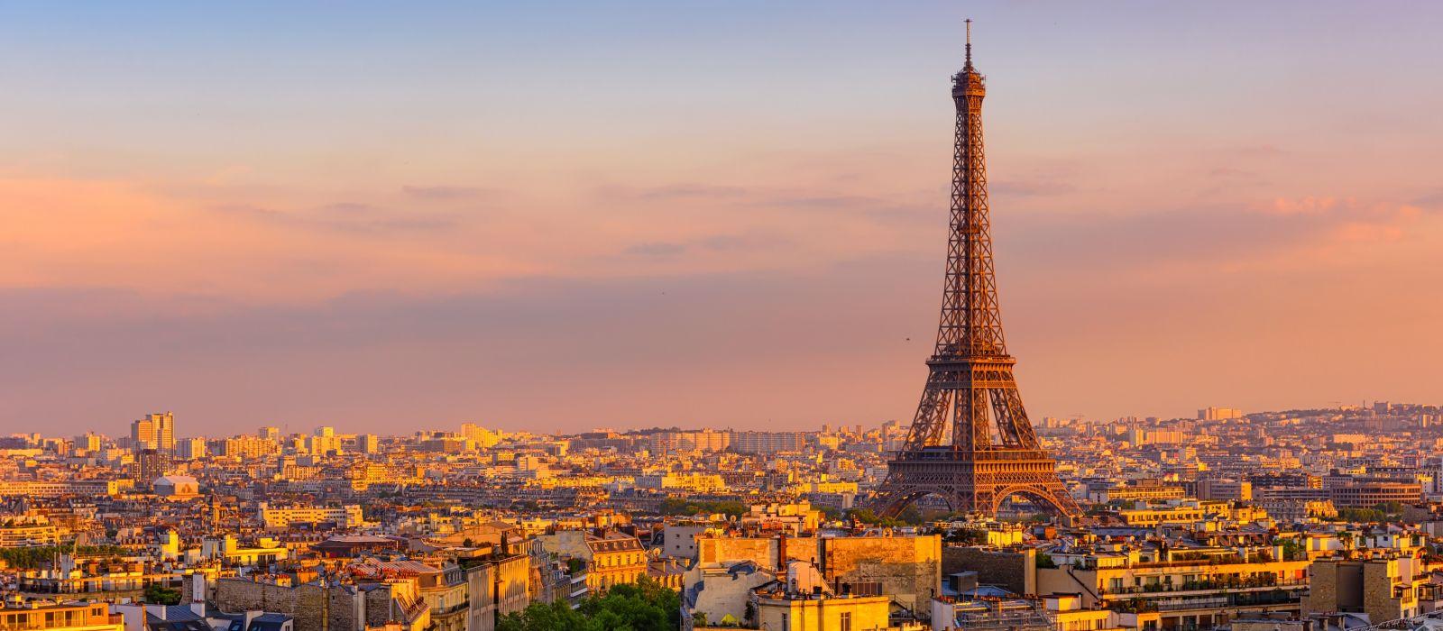 Destination Paris France