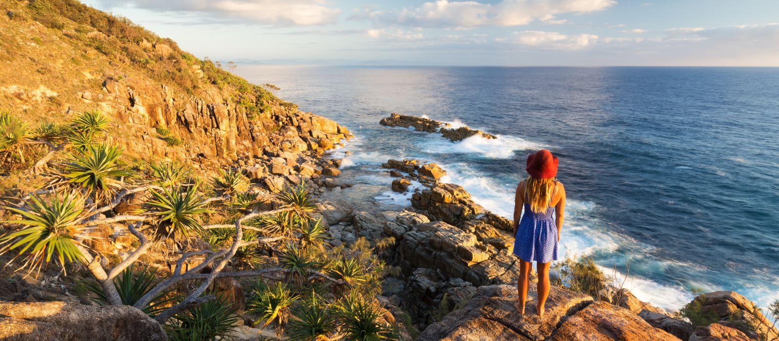 Reiseziel Coffs Harbour Australien