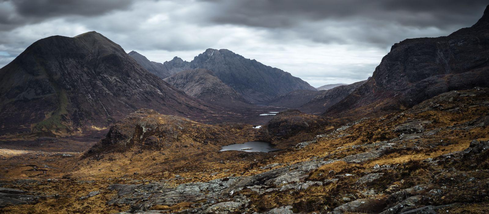 Destination Western Highlands UK & Ireland