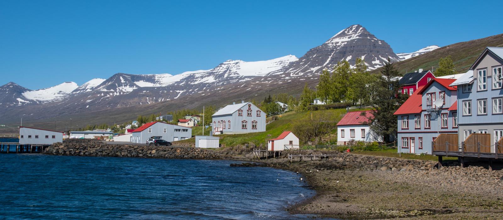 Destination Fáskrúðsfjörður Iceland