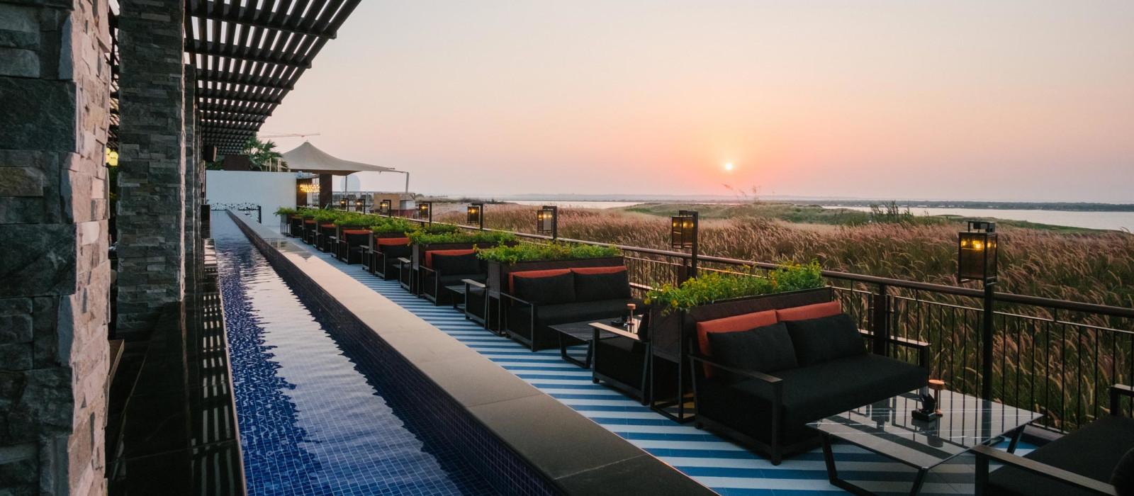Hotel Radisson Blu , Abu Dhabi Yas Island United Arab Emirates