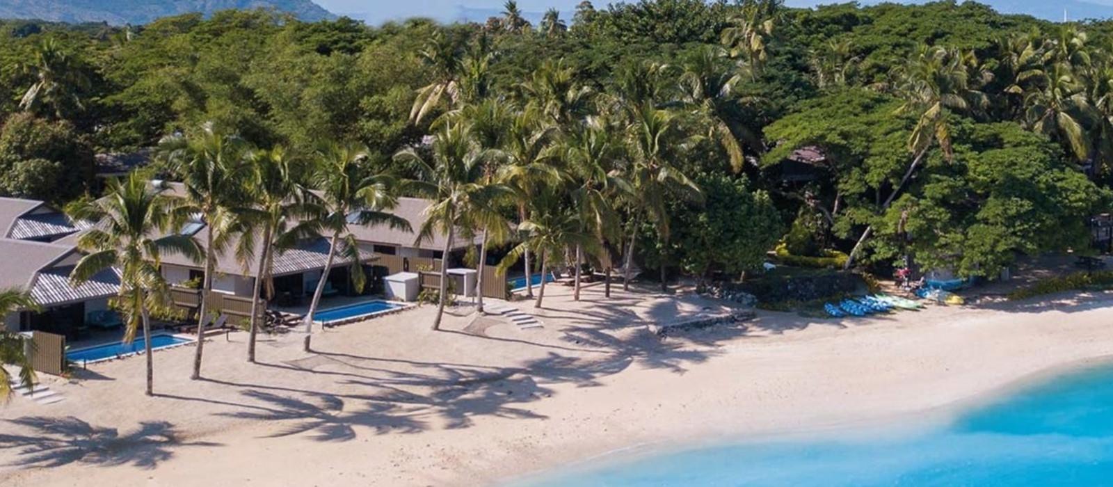 Hotel First Landing Beach Resort & Villas Fidschi