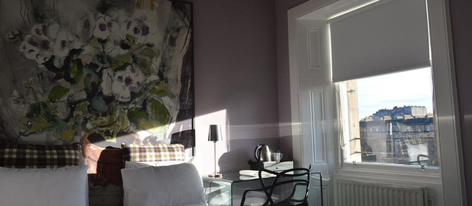 Hotel B+B Edinburgh UK & Ireland
