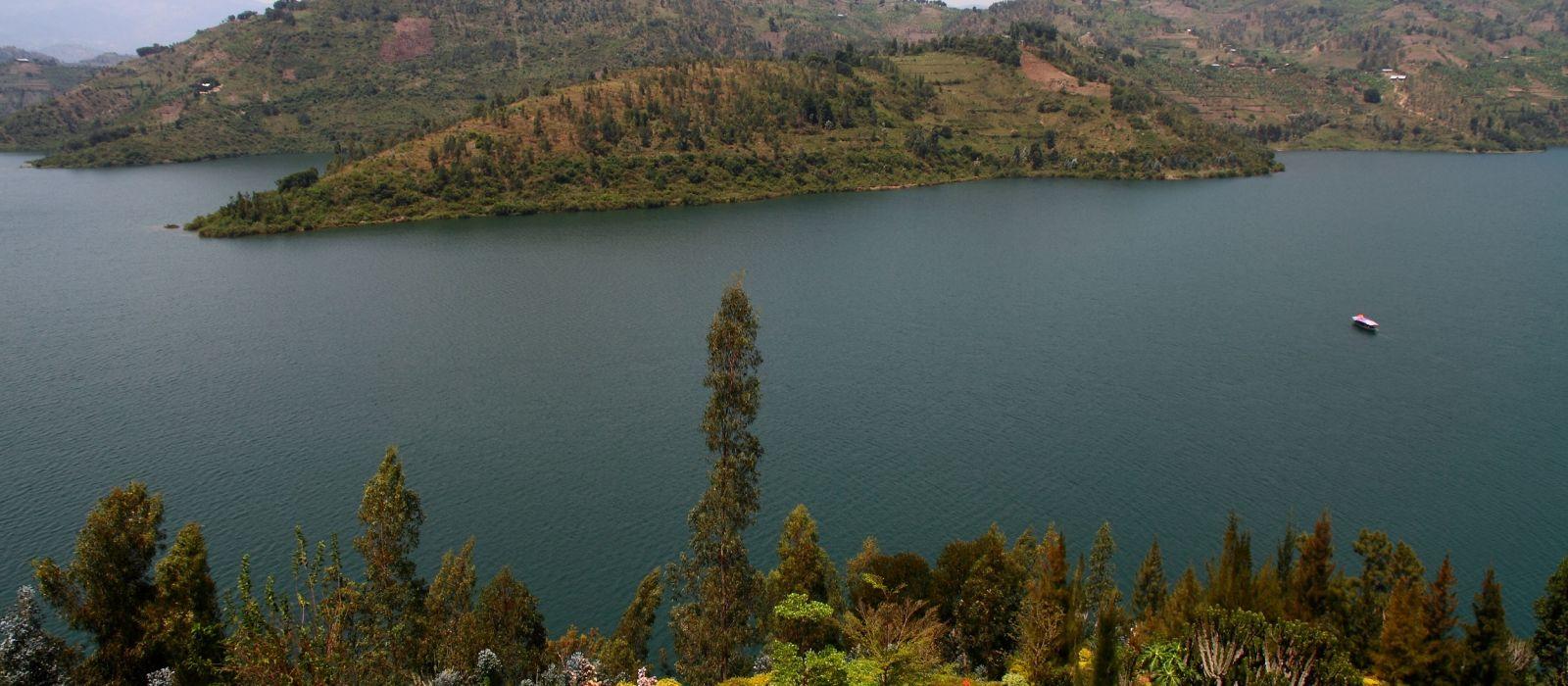 Hotel Lake Kivu Serena  Ruanda