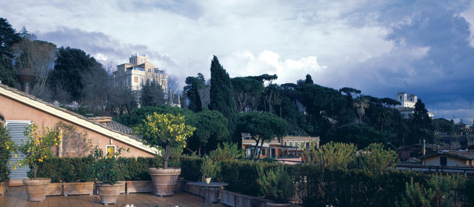 Hotel  De Russie Italy