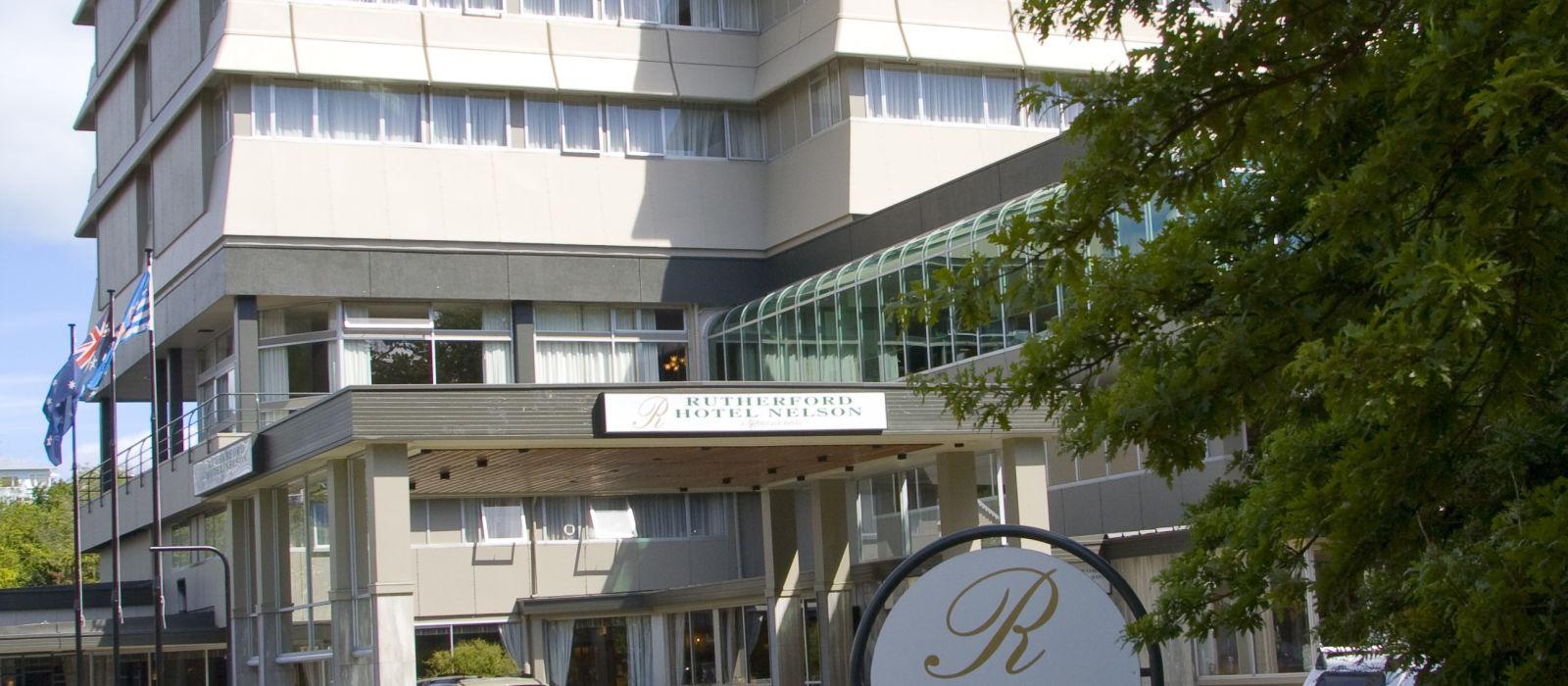 Hotel Heritage Rutherford  Neuseeland