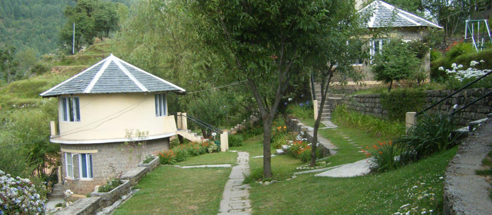 Hotel Udechee Huts Himalaja
