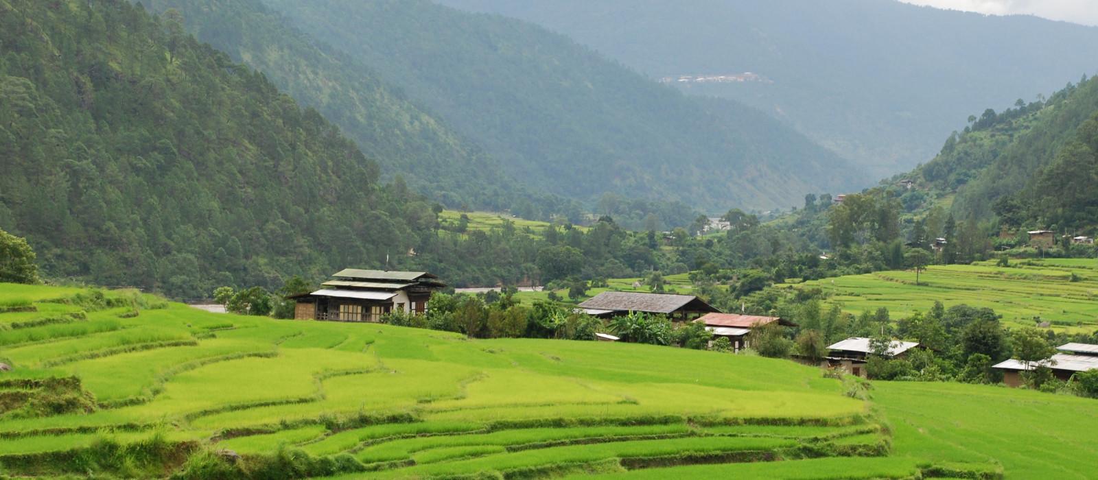 Hotel Lhuentse Tented Camp Bhutan