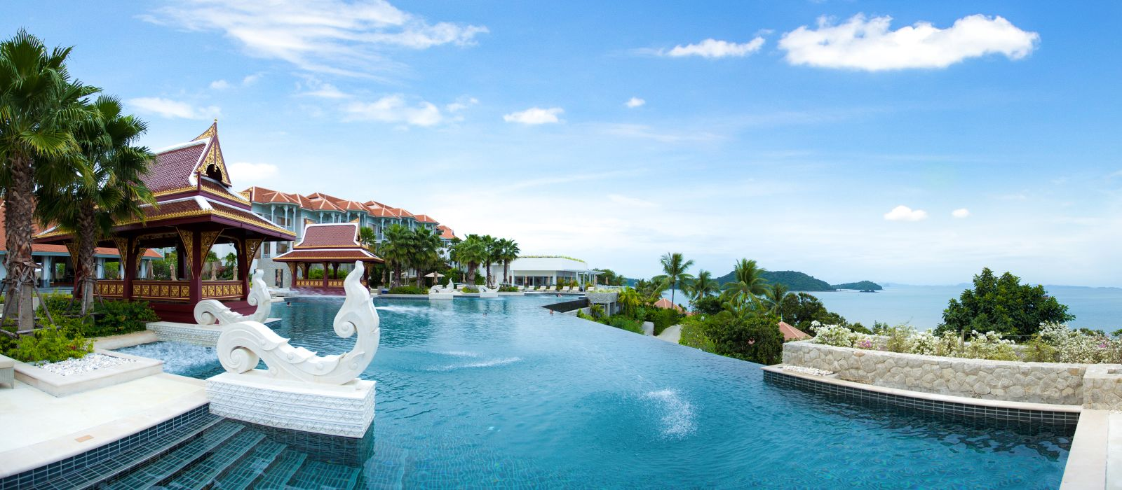 Hotel Amatara Wellness Resort Thailand