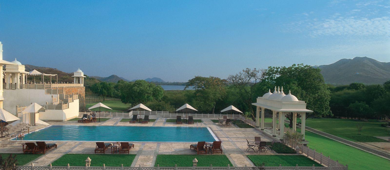 Hotel The Trident Udaipur Nordindien