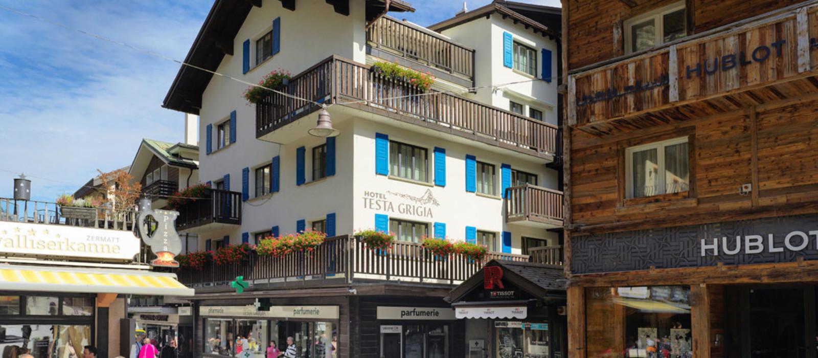 Hotel  Garni Testa Grigia %region%