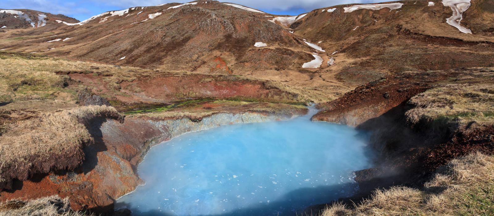 Destination Hveragerði Iceland