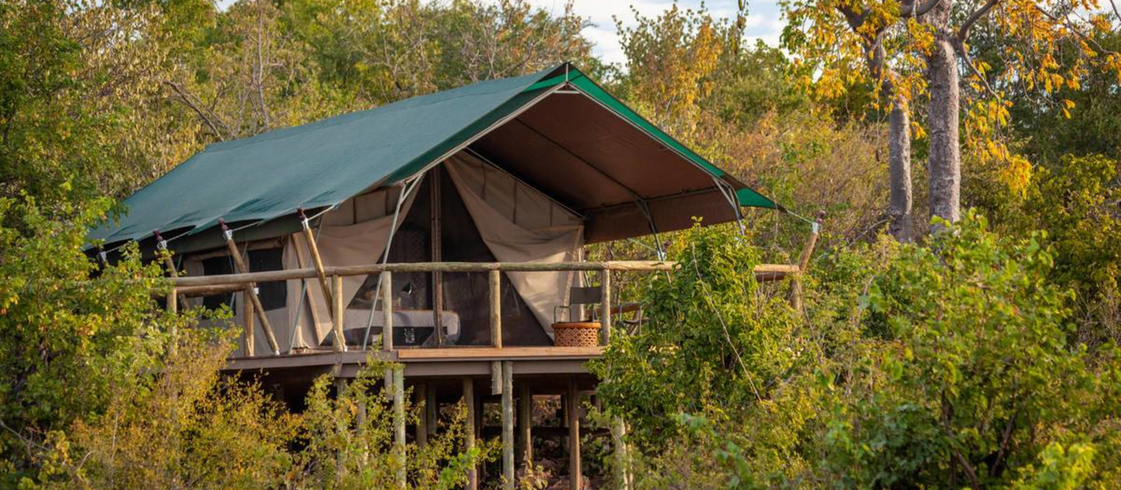 Hotel Deteema Springs Zimbabwe
