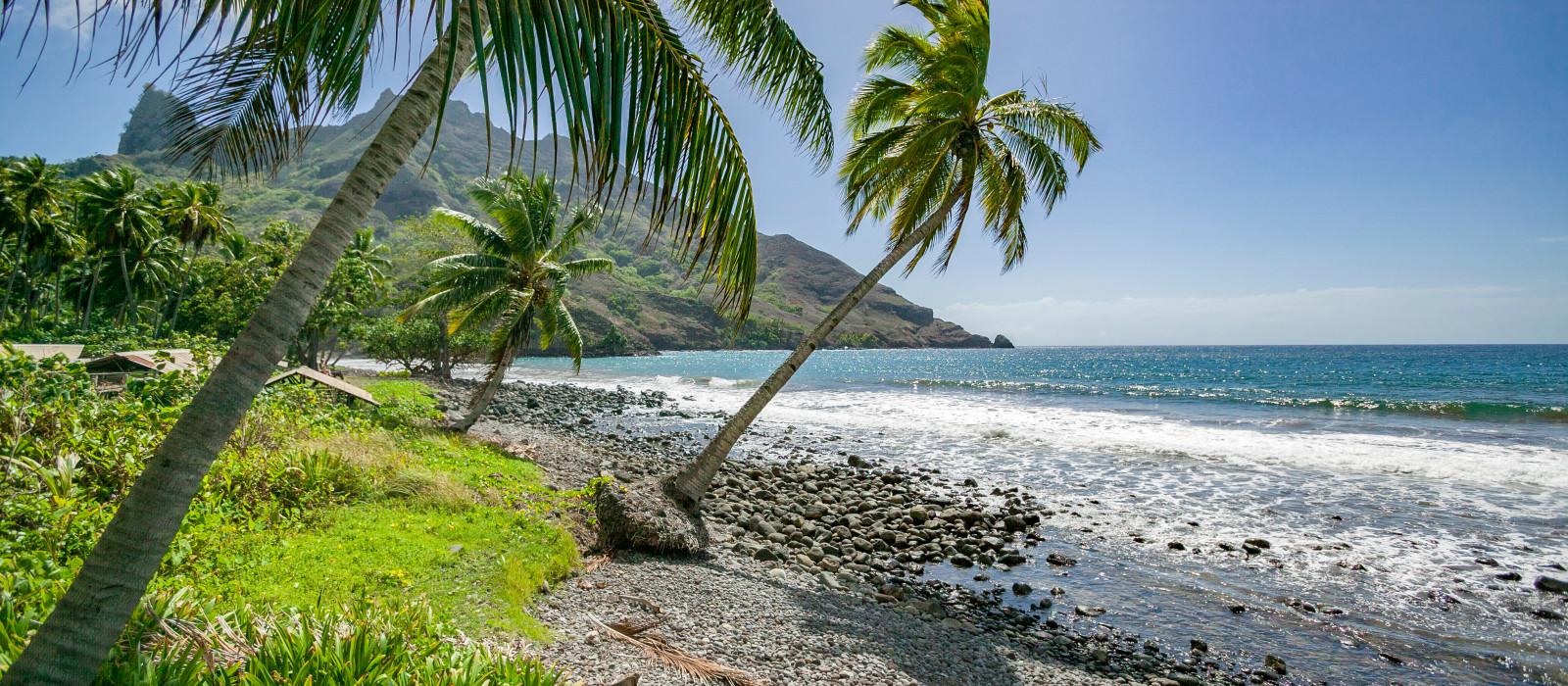Reiseziel Hiva Oa Französisch Polynesien