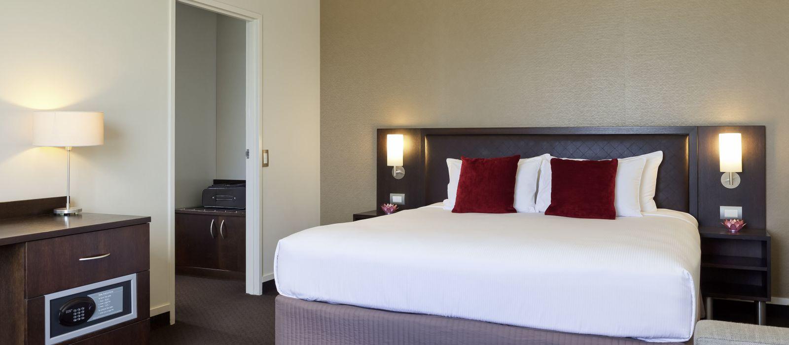 Hotel Novotel Rotorua Lakeside New Zealand