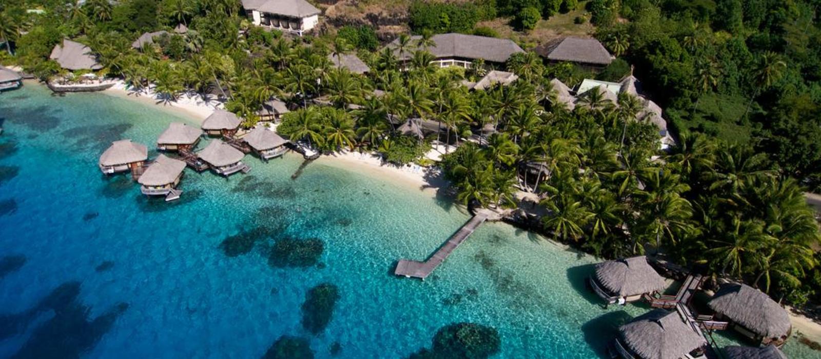 Hotel Le Maitai Polynesia Bora Bora Französisch Polynesien