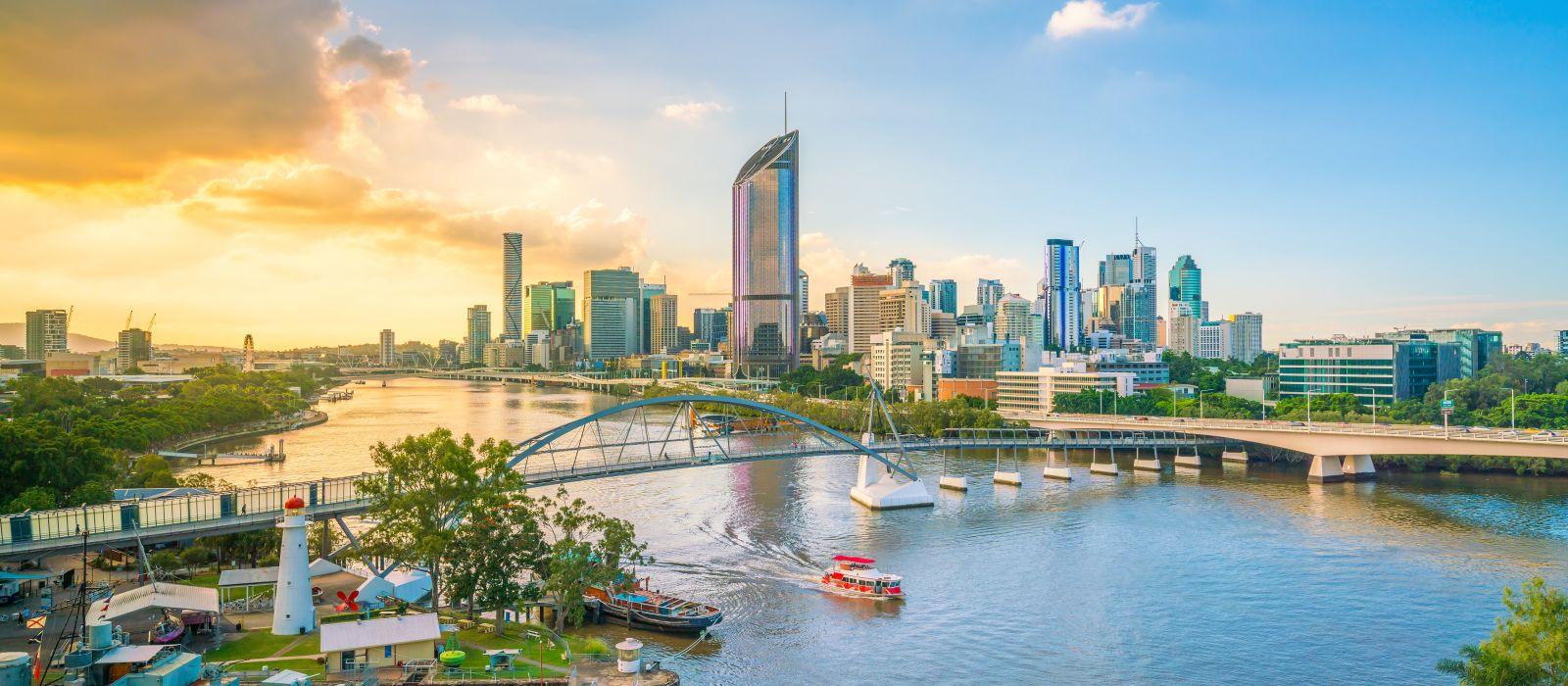 Destination Brisbane Australia