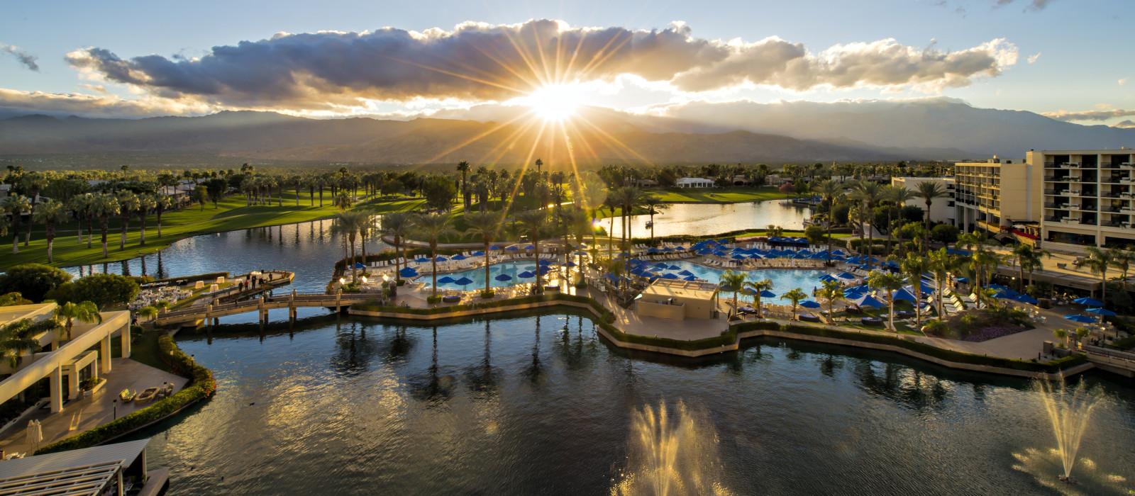 Hotel JW Marriott Desert Springs Resort & Spa USA
