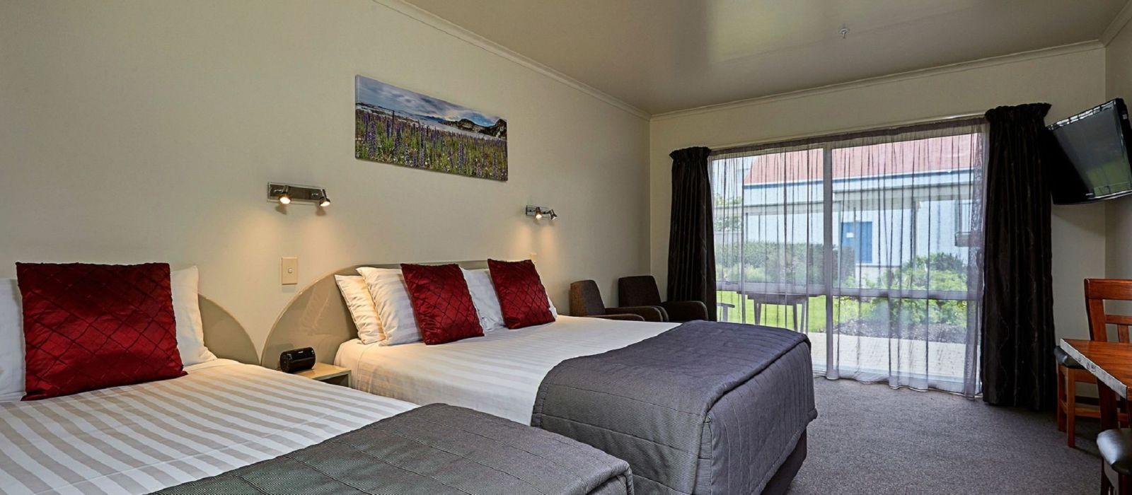 Hotel White Morph Inn New Zealand