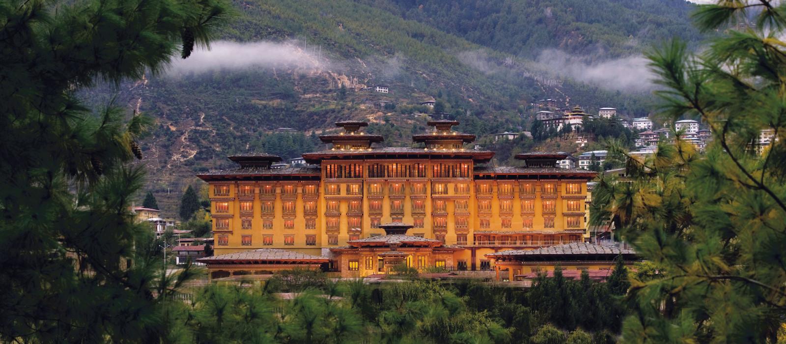 Hotel Druk Deothjung Resort Bhutan