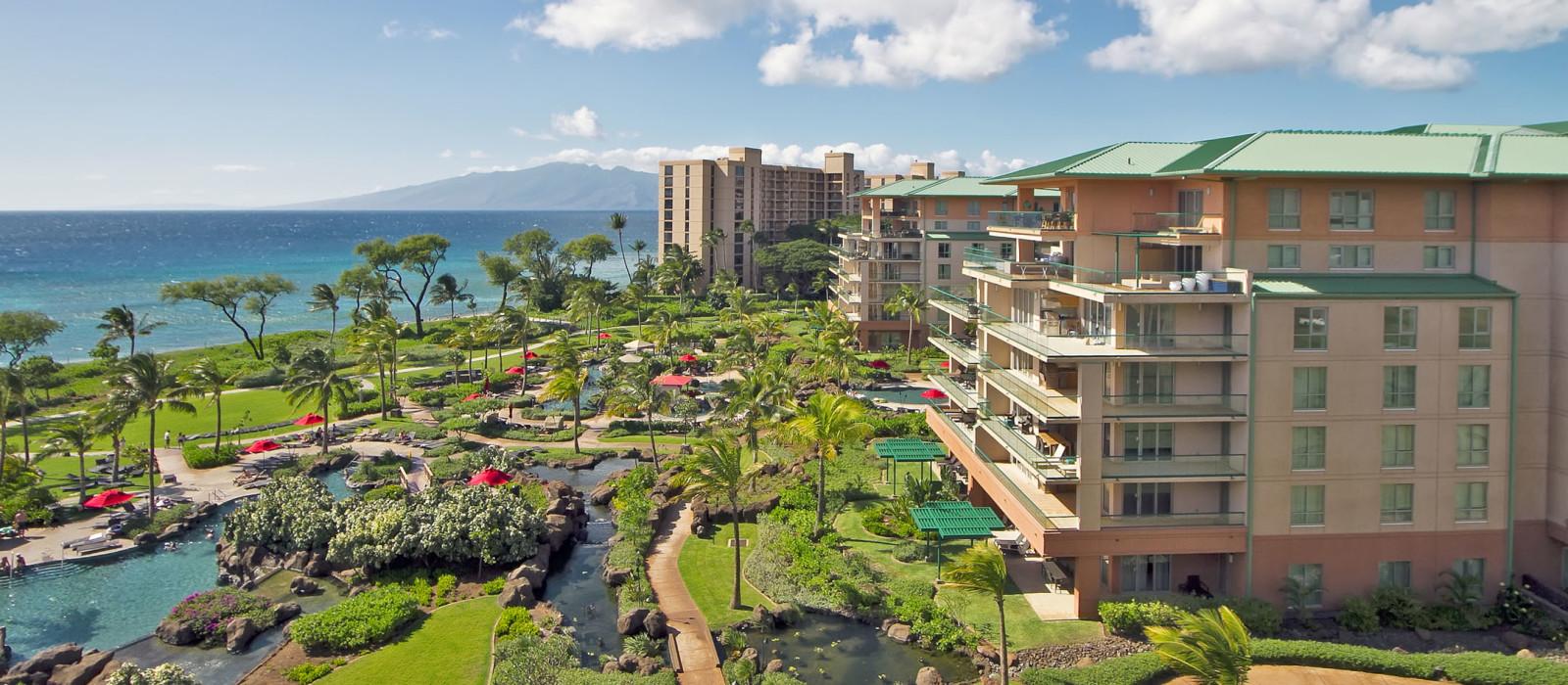Hotel Honua Kai Resort & Spa Kaanapali Beach Hawaii
