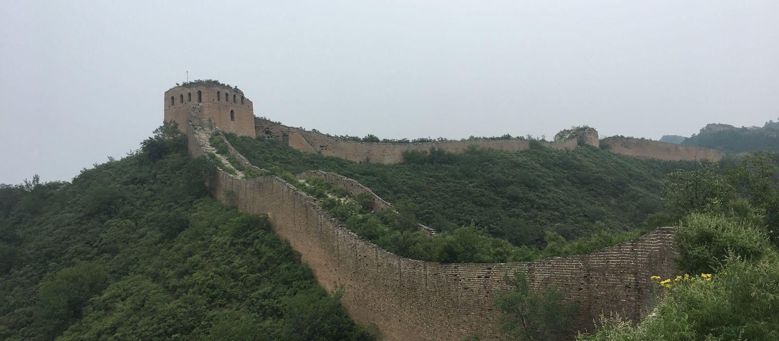 Destination Chengde China
