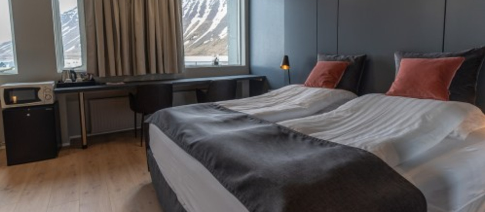 Hotel  Isafjordur Island