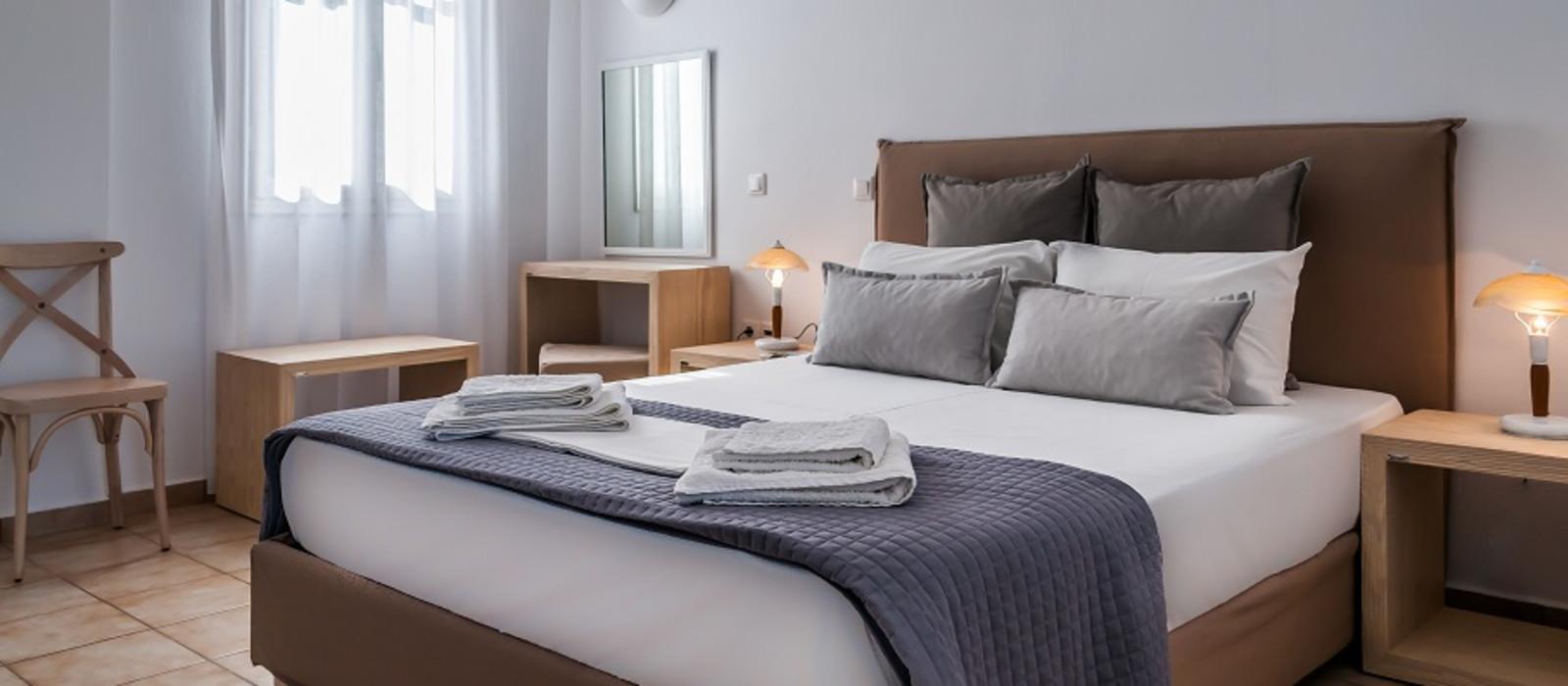 Hotel En Milo Greece