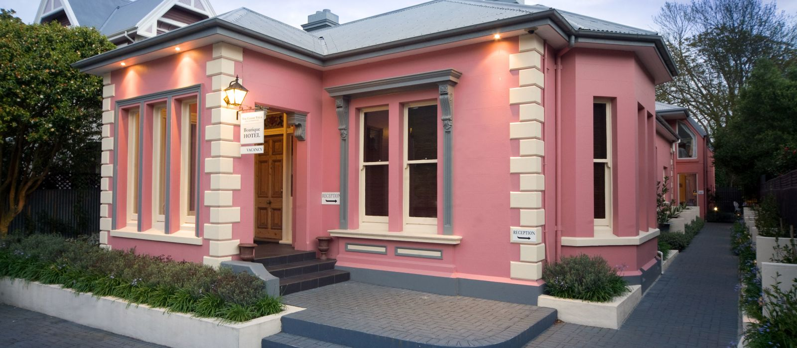 Hotel The Classic Villa Neuseeland
