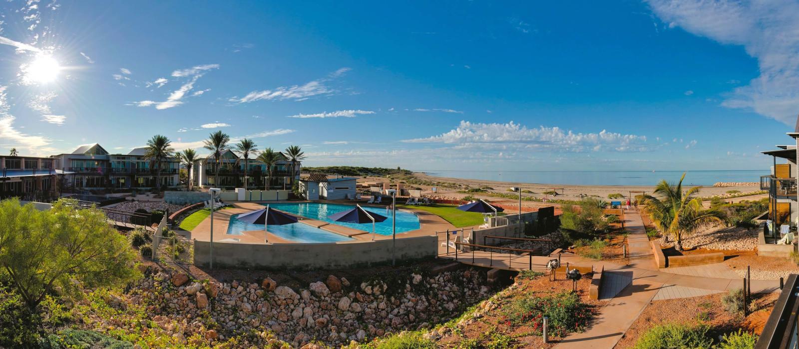 Hotel Mantarays Ningaloo Resort Exmouth Australia