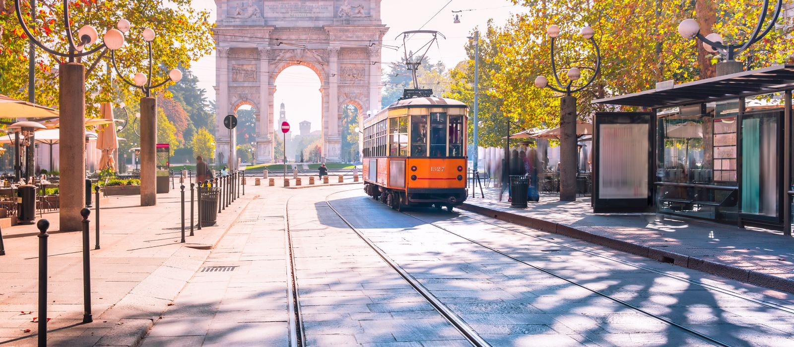 Destination Milan Italy