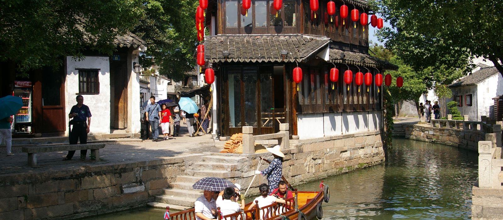 Destination Tongli China