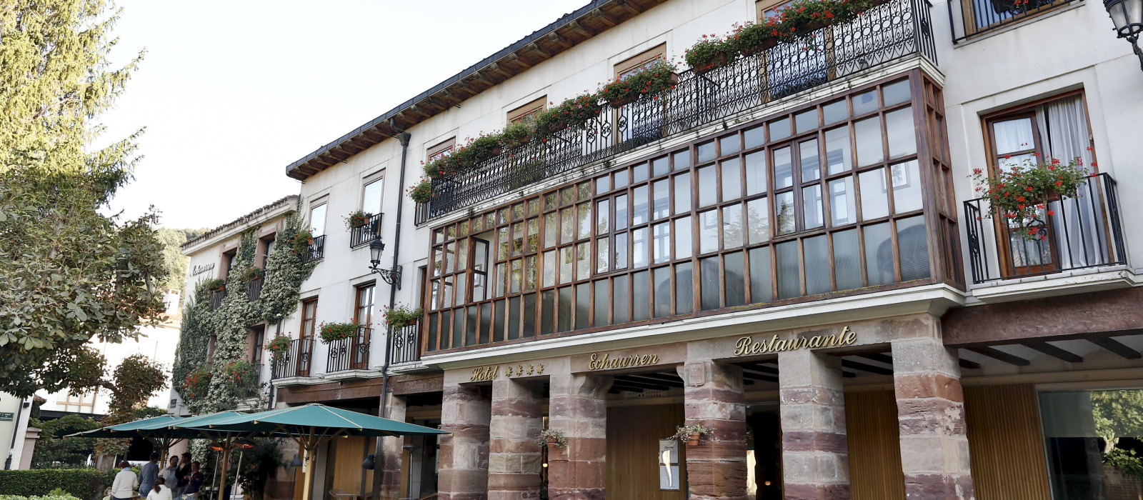 Hotel  Echaurren Relais & Chateaux Spanien
